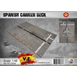 1:48 Spanish Carrier Deck