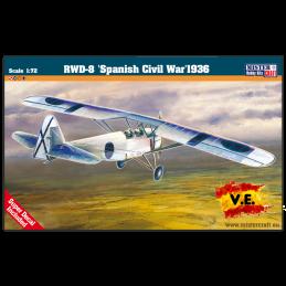 "1:72 RWD-8 ""Spanish Civil..."