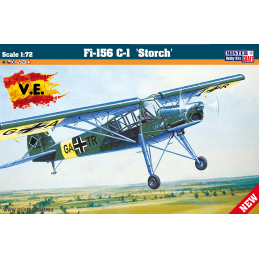"1:72 Fi-156 C-1 ""Storch"""