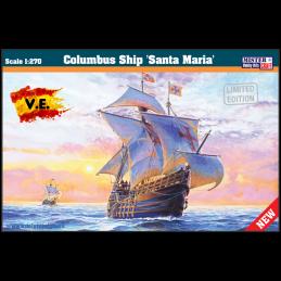 """1:270 Columbus Ship """"Santa..."""