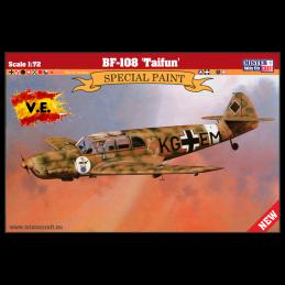 """1:72 BF-108  """"Taifun"""""""