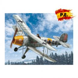1:32 Bücker Bü 131D, WWII...