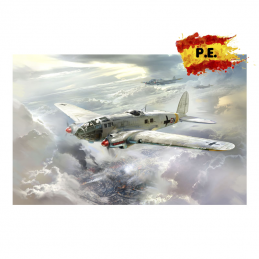 1:48 He 111H-16, WWII...