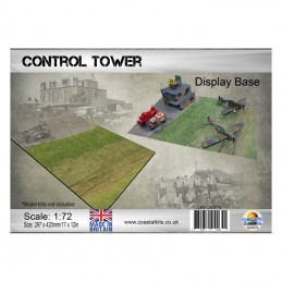 1:72 Control Tower Display...