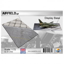 1:72 Airfield Display Base 7