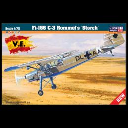 1:72 Fi-156 C-3 Rommels...
