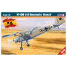1:72  Fi-156 C-3 Rommels Storch 1:72