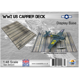 1:48 WW2 US Carrier Deck
