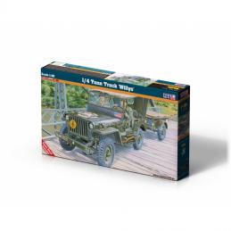 1:35 1 /4 Tonn Truck Willys