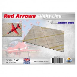 1:48 Red Arrows Flight Line
