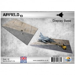 1:48 Airfield Display Base 13