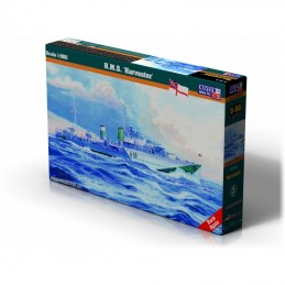 1:500 HMS Harvester