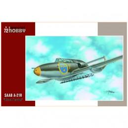 "1:72 SAAB A-21R ""Attack..."