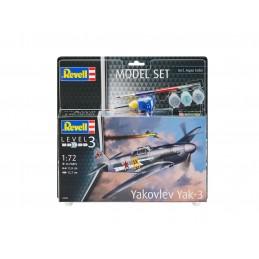 1:72 MODEL SET Yakovlev Yak-3