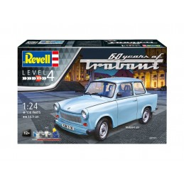 Trabant 601S 60 Years of tr