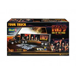 1:32 Gift Set KISS Tour Truck