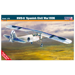 "RWD-8 ""Spanish Civil War 1936"""