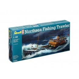 1:142 Northsea Fishing Trawler