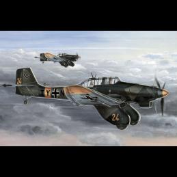 "Ju 87A Stuka ""Anton in..."