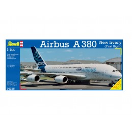"""1:144 Airbus A380 """"New Livery"""""""