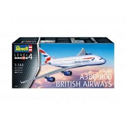 1:144 A380-800 British Airways