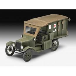 1:35 Model T 1917 Ambulance