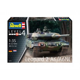 1:35 Leopard 2A6/A6NL