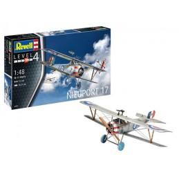 1:48 MODEL SET Nieuport 17