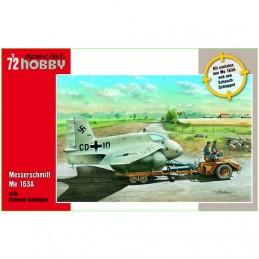 1:72 Messerschmitt Me 163A...