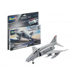 1:72 MODEL SET F-4E Phantom