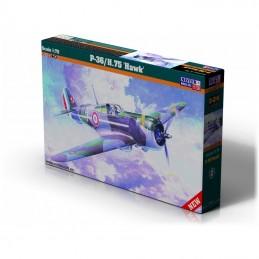 "1:72 P-36/H.75 ""Hawk"""