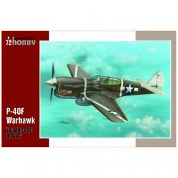 1:72 P-40F Warhawk...