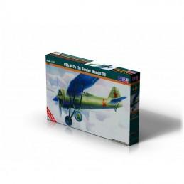 1:72 PZL P-7 In Soviet Hands