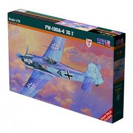 1:72 Fw-190 A-4