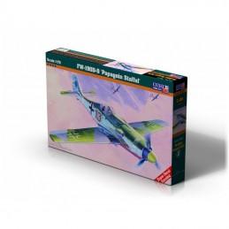 1:72 Fw-190 D-9 Papagein...