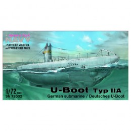 1:72 U-Boot Type IIA
