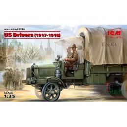 1:35 US Drivers (1917-1918)...