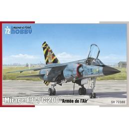 1:72 Mirage F.1C/C-200...