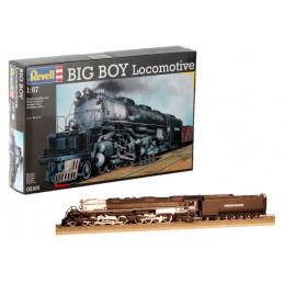 1:87 TRAINS BIG BOY LOCOMOTIVE