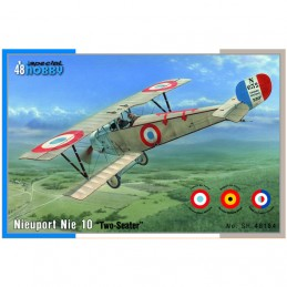 "Nieuport 10 ""Two Seater"" 1/48"