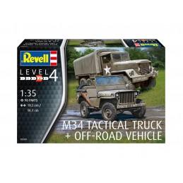 M34 Tactical Truck & Off...