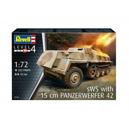 1:72 15 cm Panzerwerfer 42...