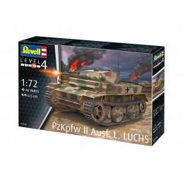 1:72 PzKpfw II Ausf. L...