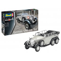 "1:72 German Staff Car ""G4"""