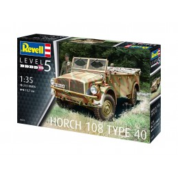 1:35 Horch 108 Type 40