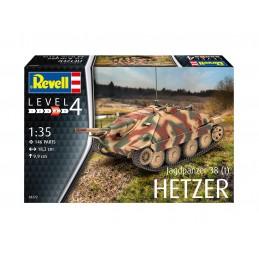 1:35 Jagdpanzer 38 t