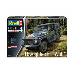 """Lkw gl leicht """"Wolf"""""""