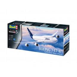 """Boeing 747-8 Lufthansa """"New..."""