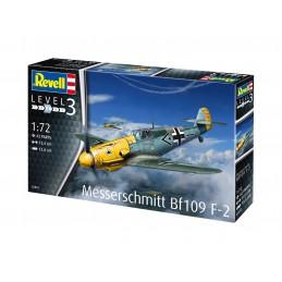 1:72 Messerschmitt Bf109 F-2