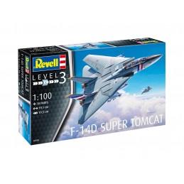 1:100 F-14D Super Tomcat